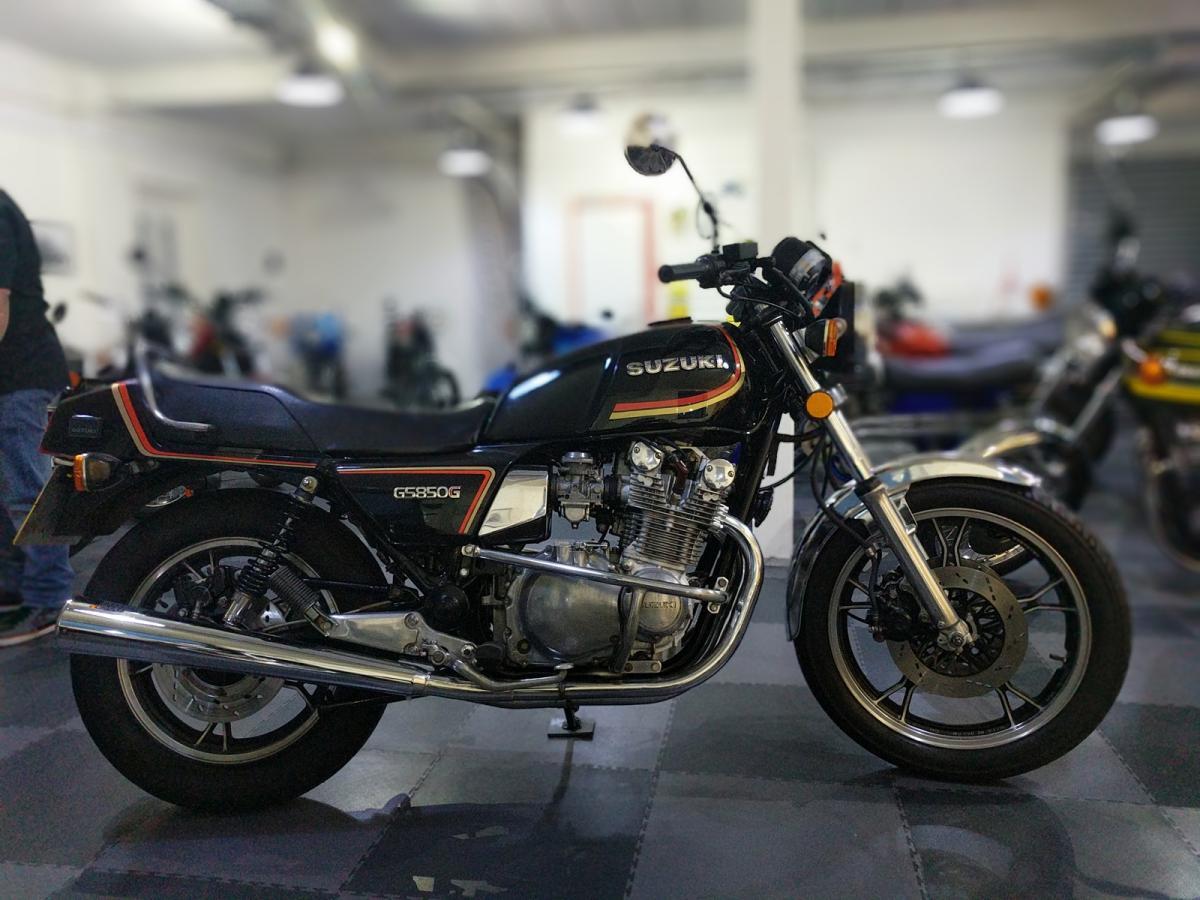 Suzuki GS850G classic bike for sale in South Yorkshire