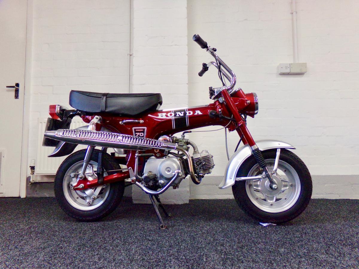 Honda ST70 Mini Bike classic bike for sale in South Yorkshire