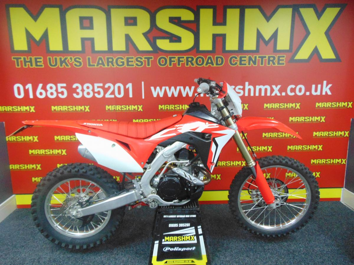 CRF 450 RX style=