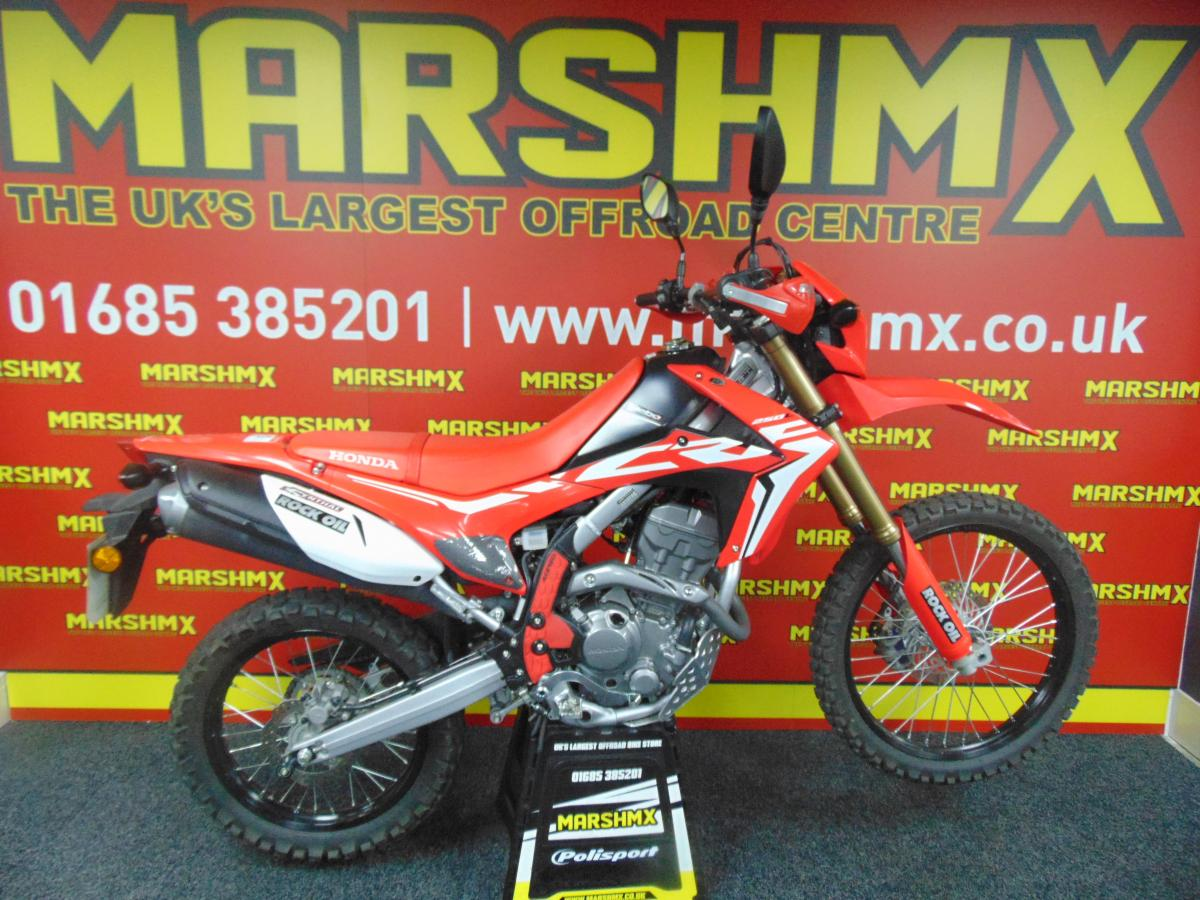 CRF 250 L style=