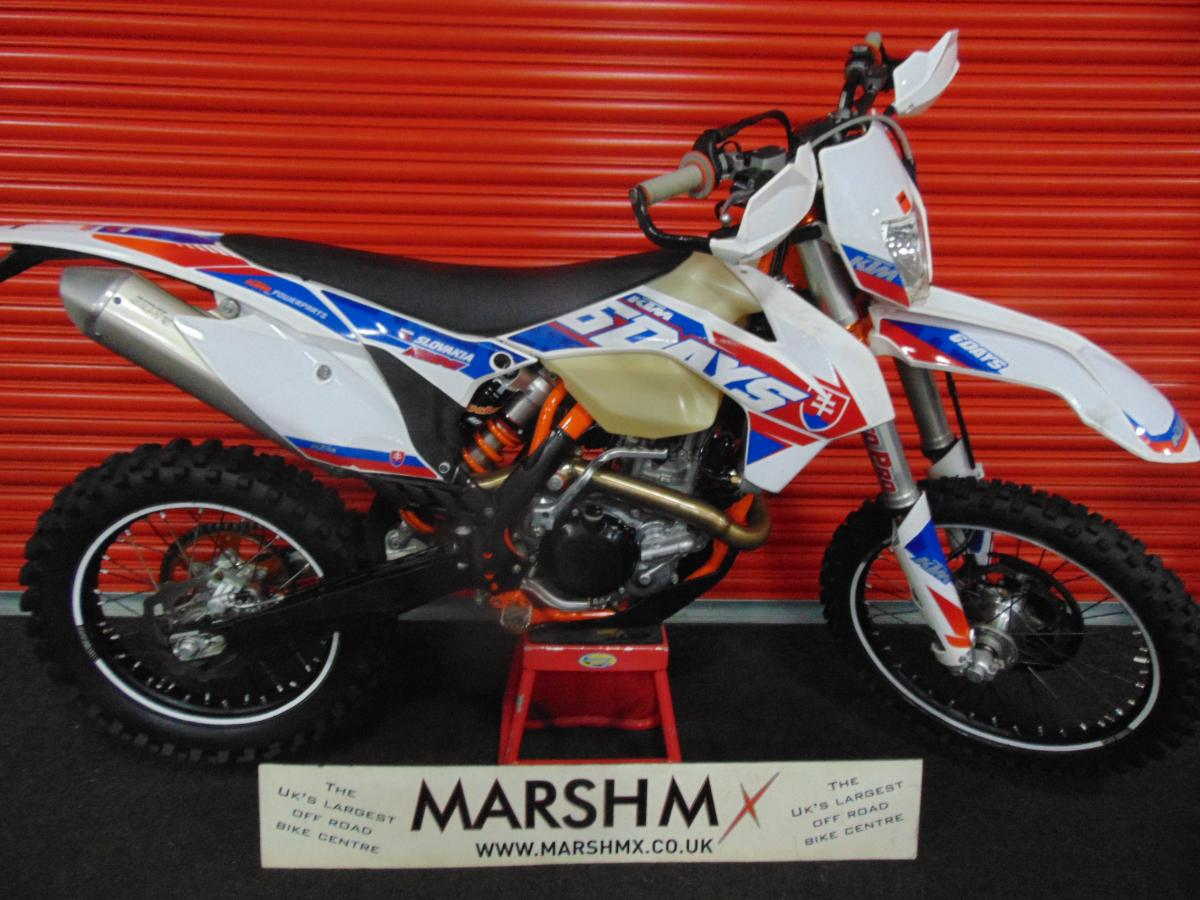 450 EXCF SIX DAYS style=