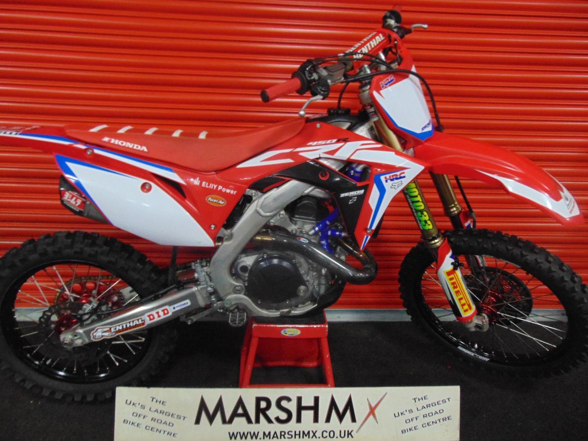 CRF 450 ROCZEN style=
