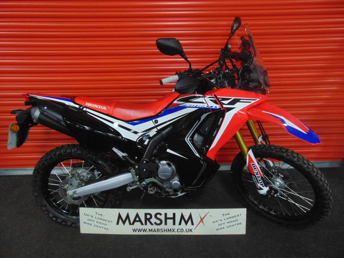 CRF250 RALLY 17 style=