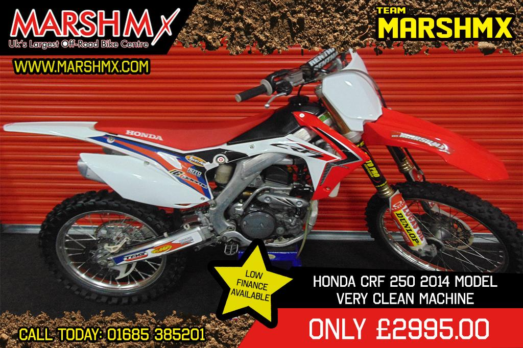CRF 250 R  style=