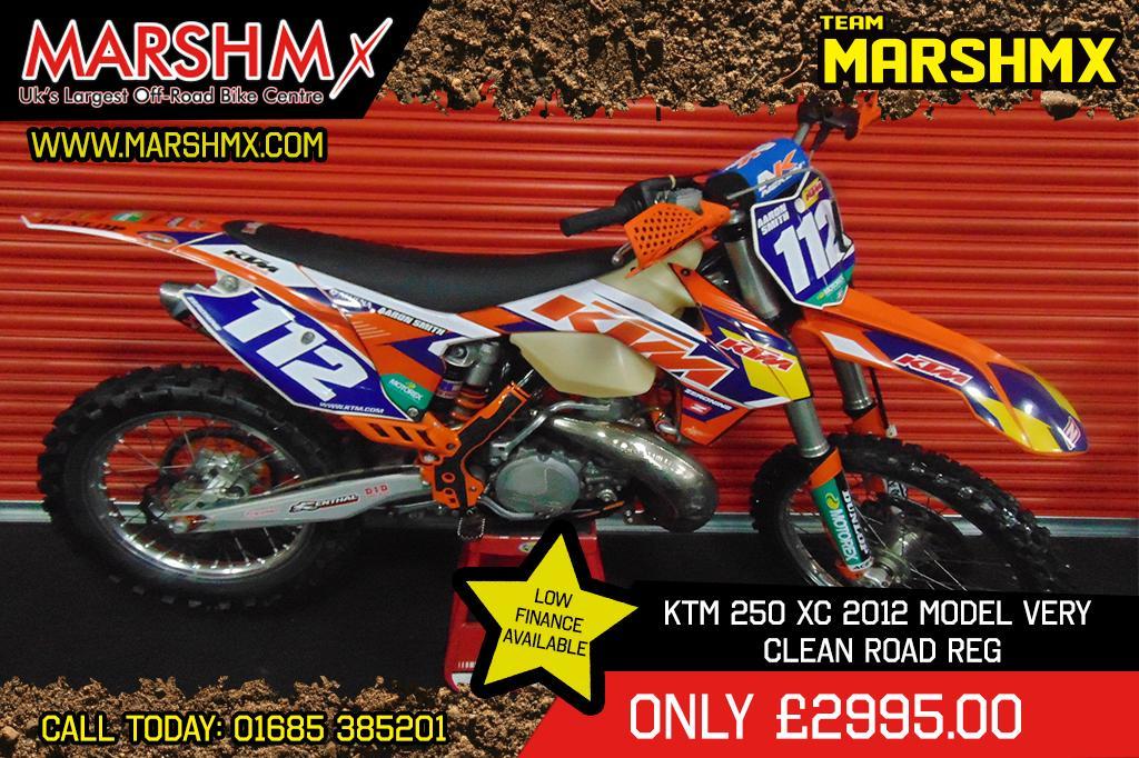 250 XC style=