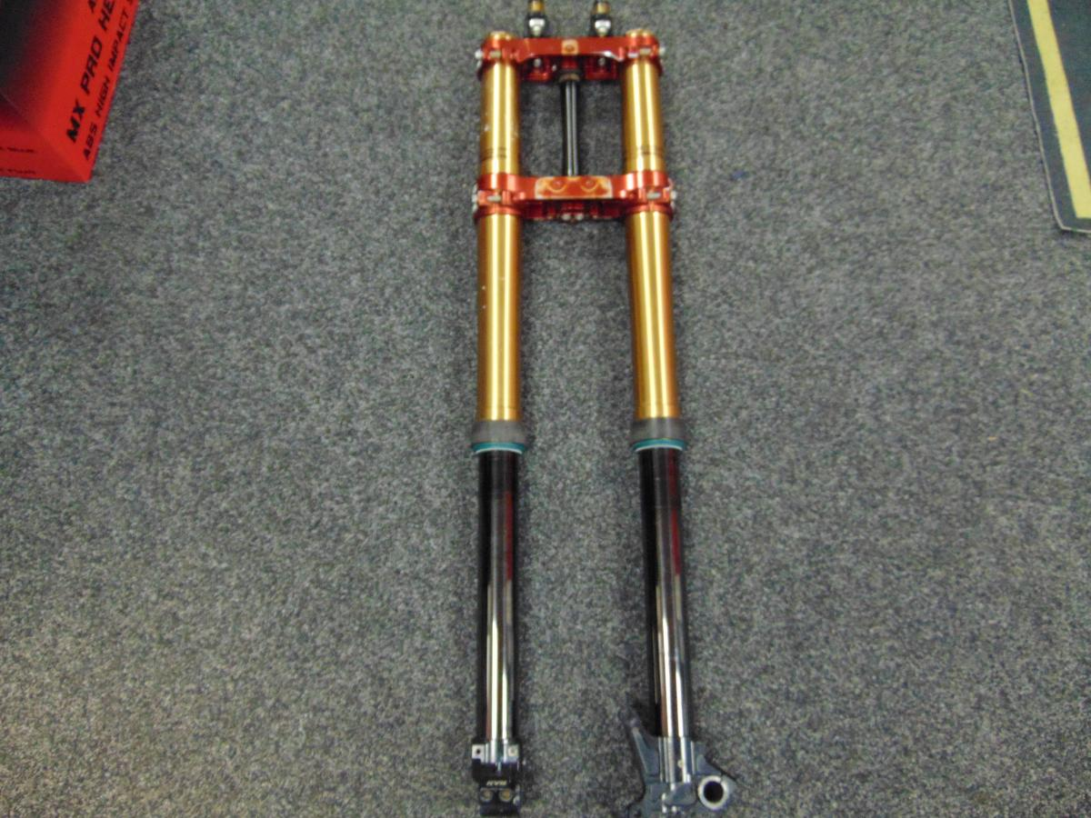 KYB Factory Forks style=
