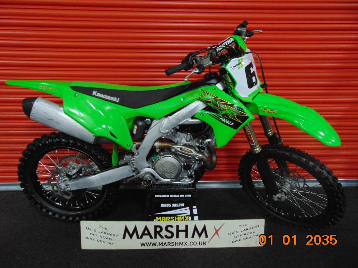 KX 450 F-DEMO style=
