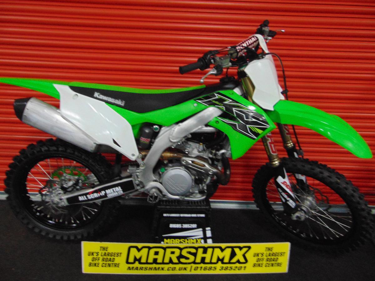 KX 450 F style=