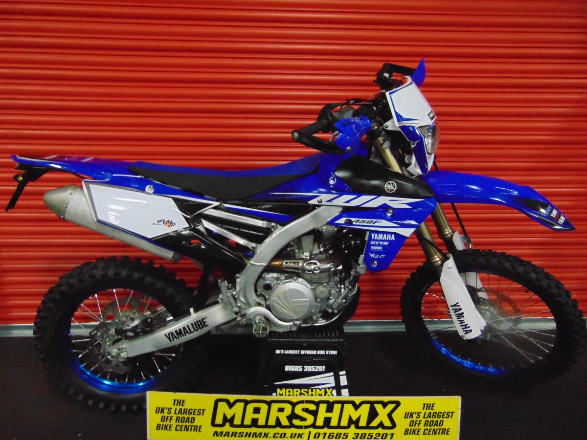 WR 450 F  style=