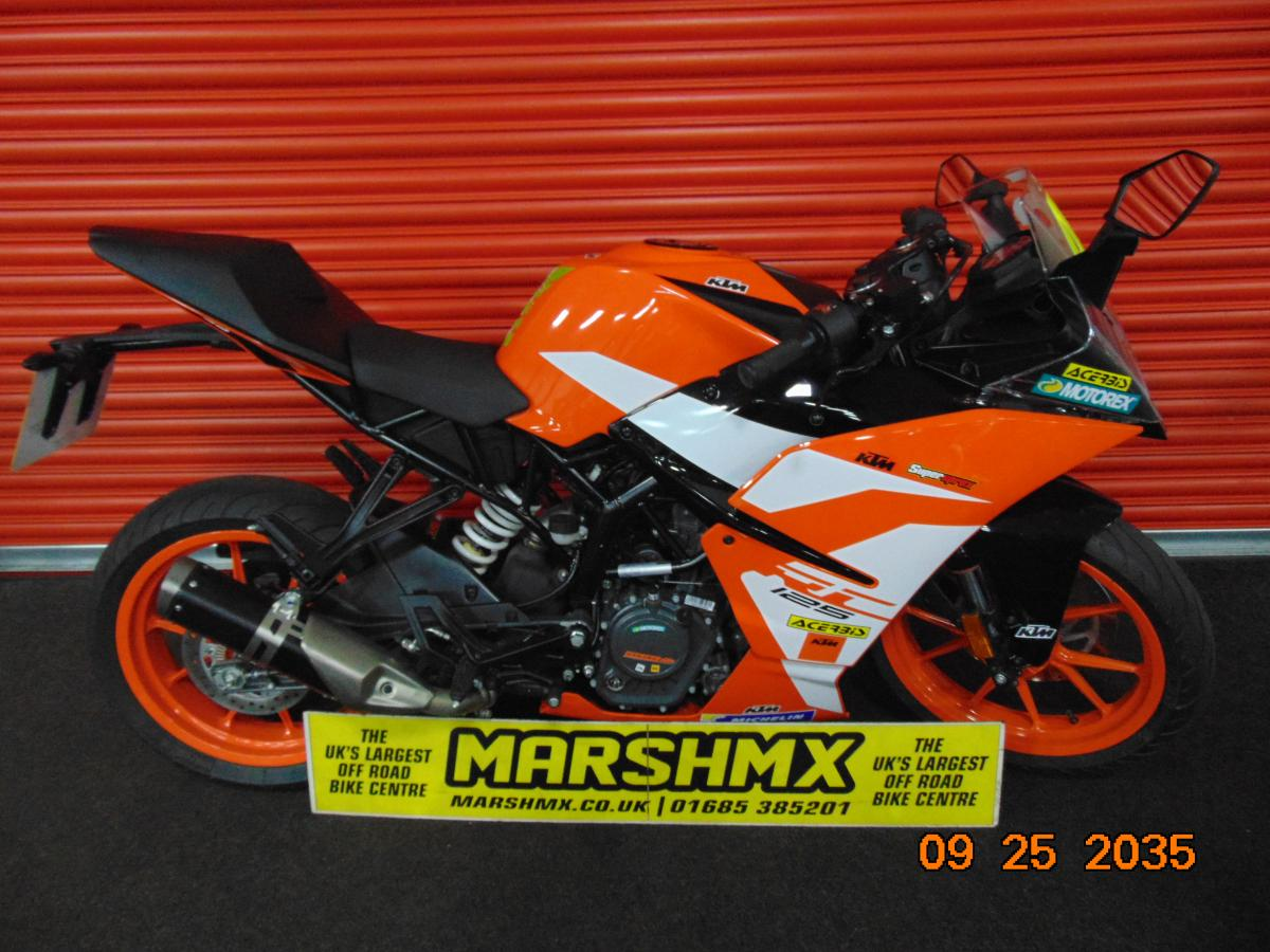 RC125 2019 style=